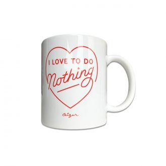 Mug I Love To Do Nothing
