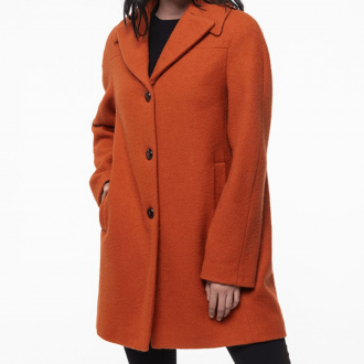 Manteau Montespan Orange
