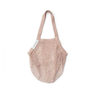 Tote bag Mesi Mesh Rose