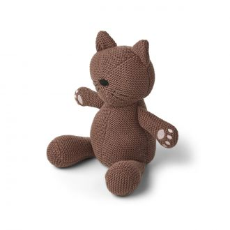 Peluche Missy Chat Rose