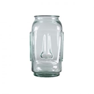 Vase Moai Transparent PM