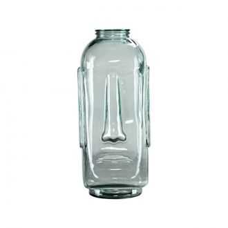 Vase Moai Transparent GM