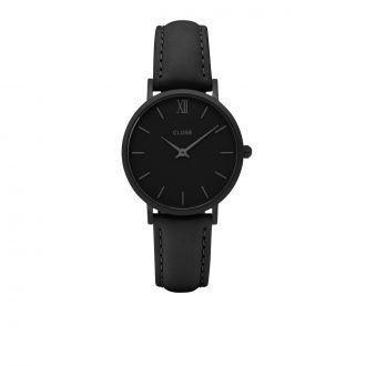 Montre Minuit Full Black