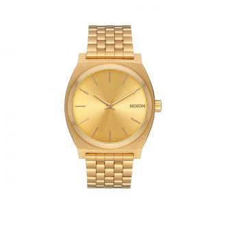Montre Time Teller - Gold