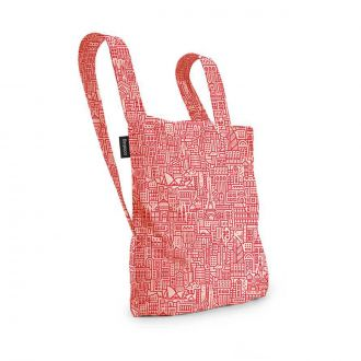 Sac Hello World Rose/Rouge