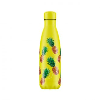Bouteille isotherme ananas 500ml