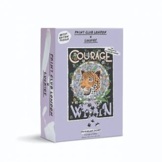 Puzzle courage is within