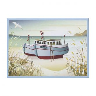 Puzzle 1000 Fishing Boats