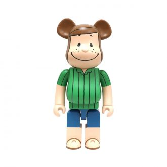 Figurine Bearbrick 400% Peppermint Patty