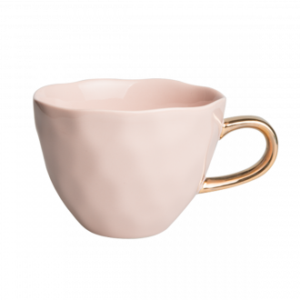 Tasse Good Morning Mini Vieux Rose