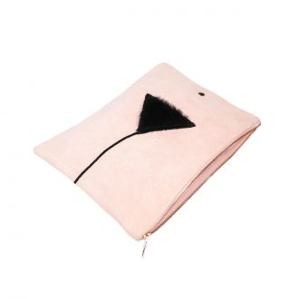 POCHETTE RECTANGLE FEMME Blanche