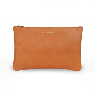 Pochette L Born to be wild Orange