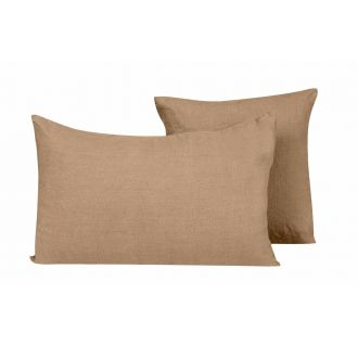 Coussin Propriano camel S