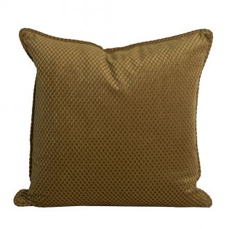 Coussin Romby Gold