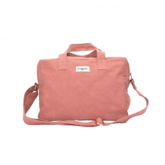 City Bag Sauval Coton - Rose Provence
