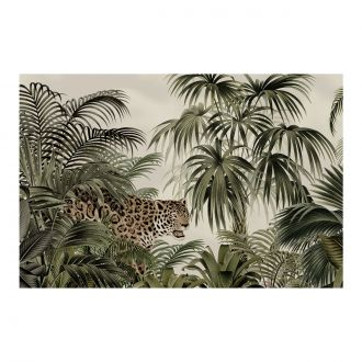 Set de table Rectangle Trésor Jungle Leo 29043