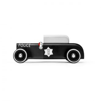 PETITE VOITURE CANDYLAB - SHERIFF