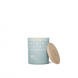 Bougie Parfumée Oy - Powder Blue 65g
