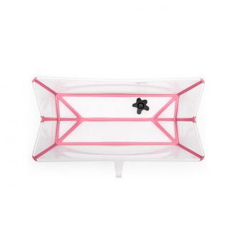 Baignoire Flexi Bath Rose transparent