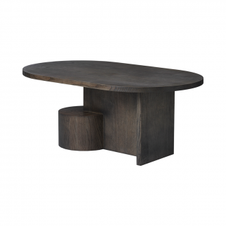 Table basse Insert Noir / Ash