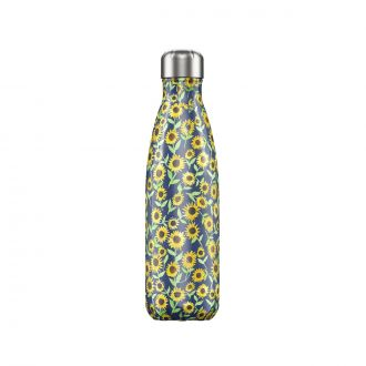 Bouteille isotherme Floral Tournesol 500 ml