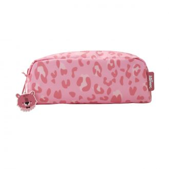 Trousse Animal Print Rose