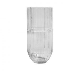 Vase Colour Transparent XL